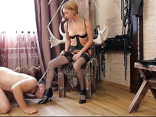 strapon, pegging, russian mistress beatrix, russian femdome