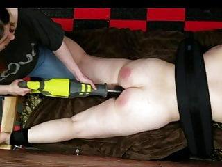 Brutal Lesbian BDSM Action