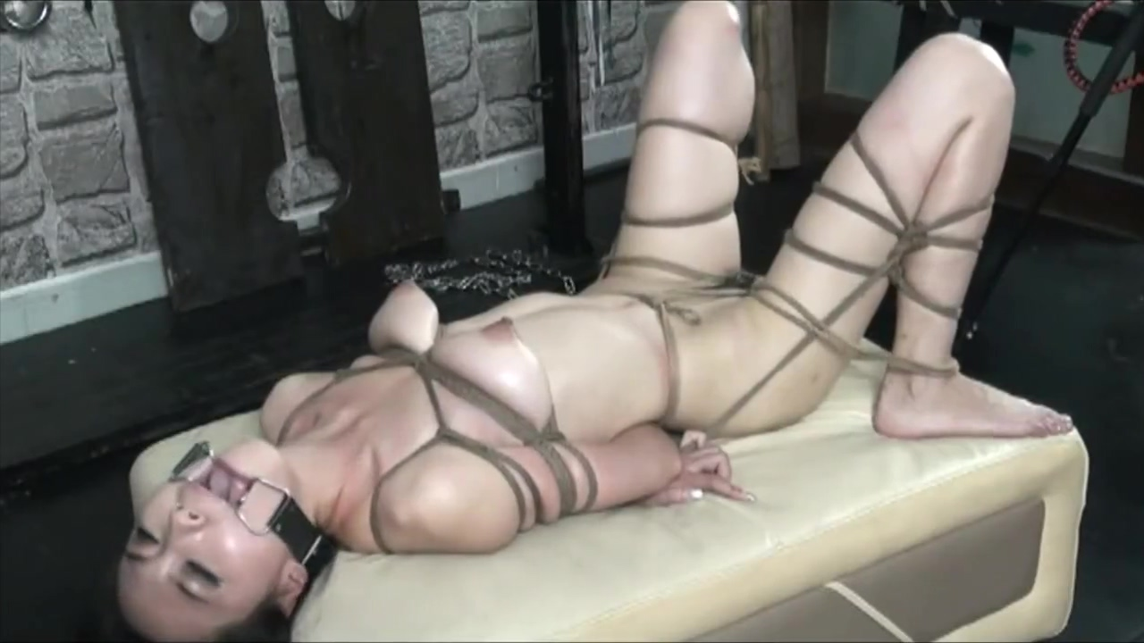 Sexy chinese model Anke BDSM full.ver