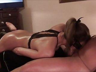 Sophie's Sucks Big Cock While Fucking Machine Ramming