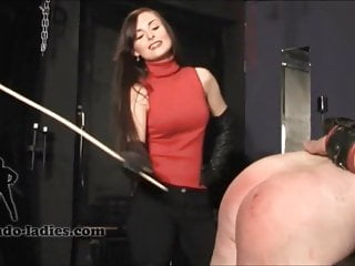 Madame tames the slave