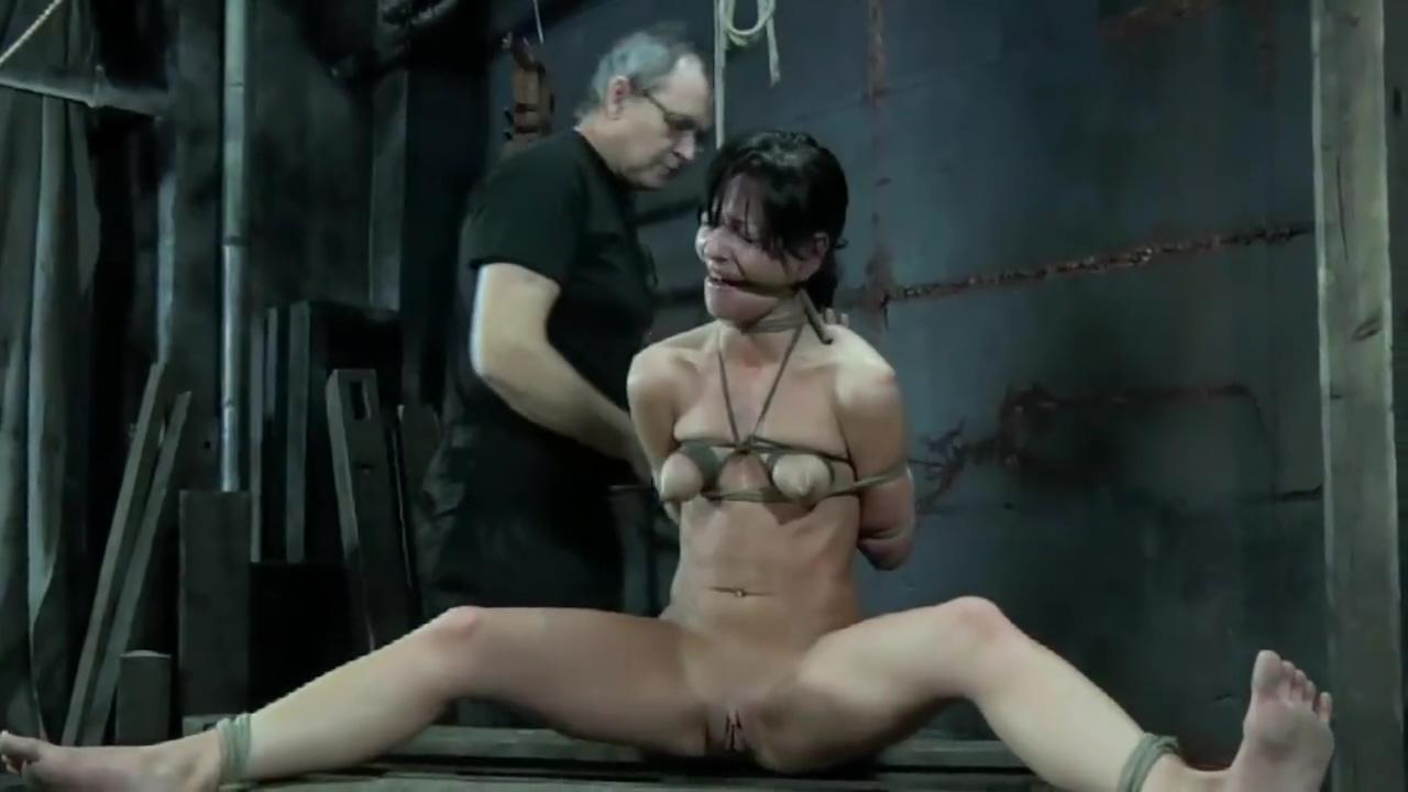 Bondage vid insex
