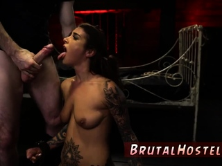 Extreme choking and gagging compilation Excited youthful tou