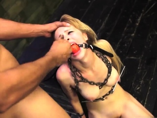 Princess amber slave zebra and brazilian bondage xxx Helples