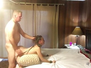 Dirty old man fuck young whore