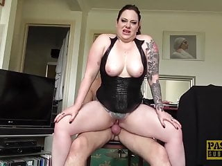 PASCALSSUBSLUTS - BBW Elouise Lust Fed with Jizz And Dominated
