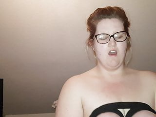 Tied tits, slutty nerd fucks and orgasms