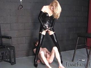 Mistress Eleise De Lacy - Anal Fuck Toy
