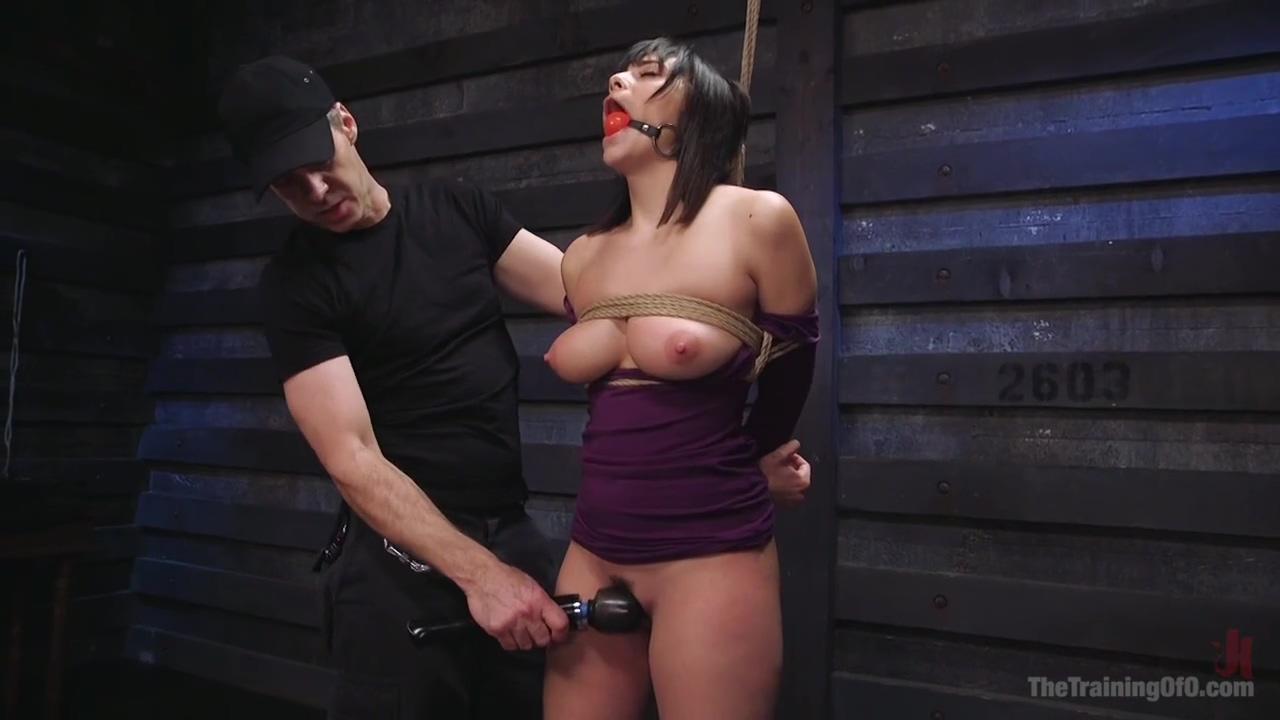 Bdsm Slave Training Of - Violet Starr