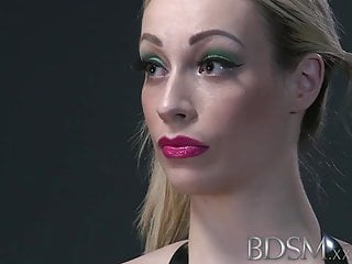 BDSM XXX Caged subs are humiliated before coming out to play
