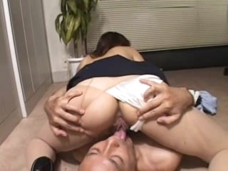dom japanese office lady - uncensored