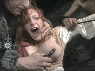 Fabulous amateur Redhead, Vintage xxx video
