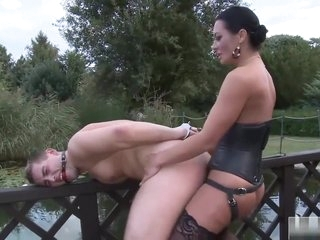 Crazy Homemade Hd, Outdoor, Bdsm Scene You'Ve Seen