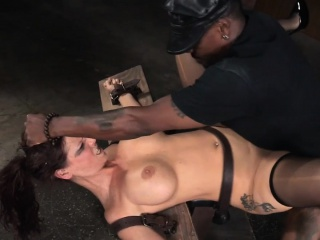 Perfect submissive fucked and disciplined